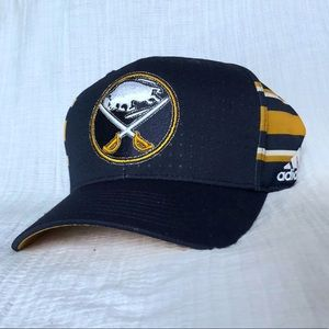 Buffalo Sabres Hockey Adidas Har Cap